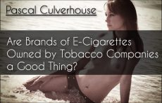 Pascal Culverhouse is a regular contributor to Spinfuel VAPE and the owner of Electric Tobacconist . This piece on Big Tobacco and e-cigs...
