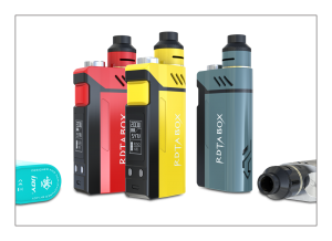 iJoy RDTA Box 200W Starter Kit Review