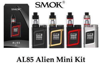 SMOK AL85 Alien Baby 85W TC Starter Kit Review – SPINFUEL VAPE MAGAZINE