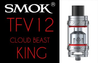 SMOK TFV12 Cloud Beast King is Here – An In-Depth Review – Spinfuel VAPE Magazine