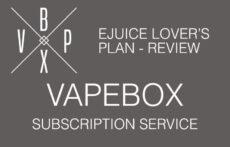 VAPEBOX Juice Lovers Subscription Service Review – Spinfuel VAPE Magazine