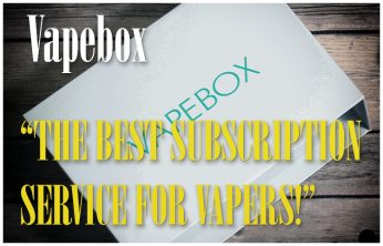 VAPEBOX Subscription Service Review Spinfuel VAPE Magazine