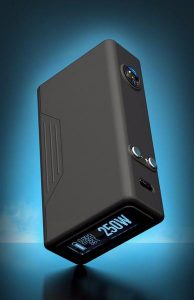 Vapor Shark DNA250 Box Mod - Spinfuel VAPE Magazine