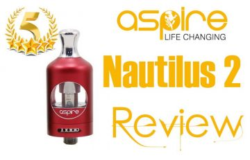Aspire Nautilus 2 Tank Review – Spinfuel VAPE