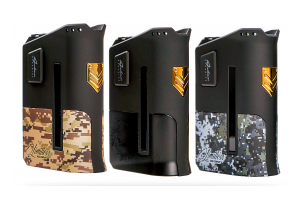 Limitless Mod Co. Arms Race 200W TC Box Mod Preview - Spinfuel VAPE Magazine