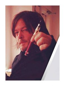 VAPING WITH NORMAN