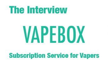 Vapebox Subscription Service - The Spinfuel VAPE Interview