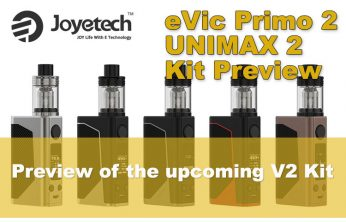 228W Joyetech eVic Primo 2.0 with UNIMAX 2 Full Kit PREVIEW