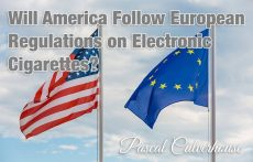 Will America Follow European Regulations on Electronic Cigarettes - Pascal Culverhouse for Spinfuel VAPE Magazine