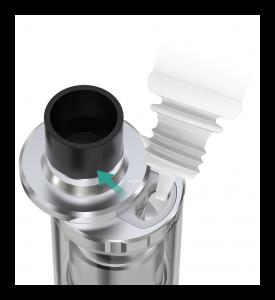 Eleaf iStick QC 200W TC Starter Kit Review - Spinfuel VAPE Magazine