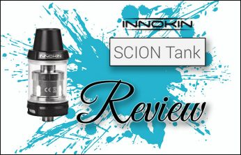 Innokin SCION SUB-OHM TANK - INNOKIN Enters The Sub-Ohm Tank Wars With Scion - SPINFUEL VAPE MAGAZINE