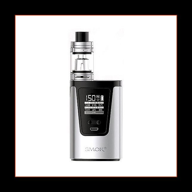 SMOK G150 TC Box Mod Kit Full Review Spinfuel VAPE Magazine