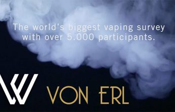 THE WORLD'S BIGGEST VAPING SURVEY WITH OVER 5,000 PARTICIPANTS E-CIGARETTES ARE CLASSED AS LESS HARMFUL