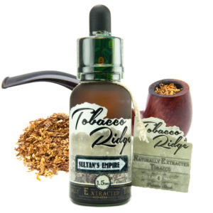 Tobacco Ridge Vape Juice from Kind Juice Review - Spinfuel VAPE Magazine