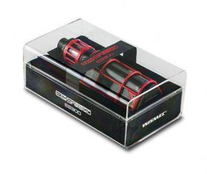 WISMEC ES300 Exoskeleton 300W TC Box Mod Kit Review - Spinfuel VAPE