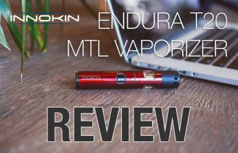 Innokin Endura T20 Starter Kit for New Vapers Review - Spinfuel VAPE