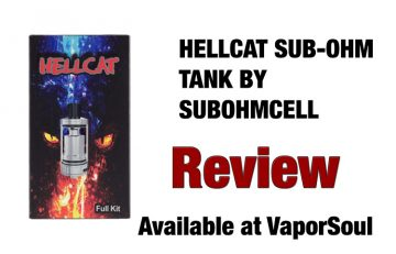 HellCat by SubOhmCell Full Kit Review - Spinfuel VAPE Magazine