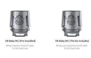 SMOK Stick V8, Stick V8 Baby, Vape Pen Plus - A Review Spinfuel VAPE Magazine