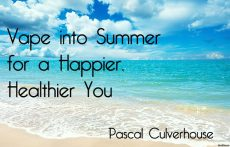 Vaping into Summer for a Happier, Healthier You - Spinfuel VAPE