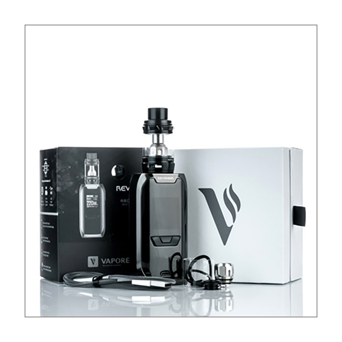 Vaporesso Revenger Kit Exceeds This Reviewer's Expectations Big Time - SPINFUEL VAPE MAGAZINE