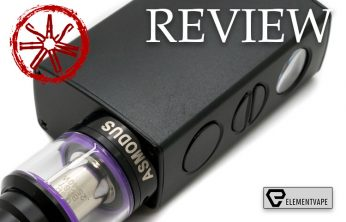 AsMODus Oni 80W Kit Review – SPINFUEL VAPE MAGAZINE