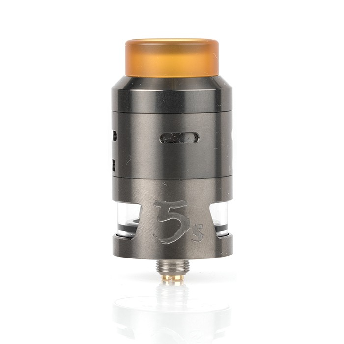 PREVIEW: iJoy Captain PD1865 225W TC Starter Kit - Spinfuel VAPE Magazine
