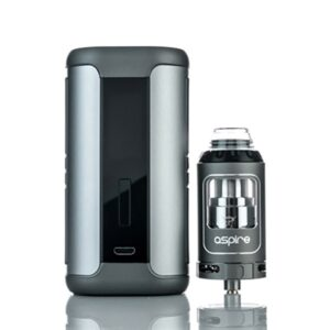 PREVIEW: Aspire Speeder 200W TC Starter Kit - Spinfuel VAPE