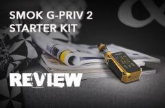 SMOK G-PRIV 2 Starter Kit Review – Spinfuel VAPE