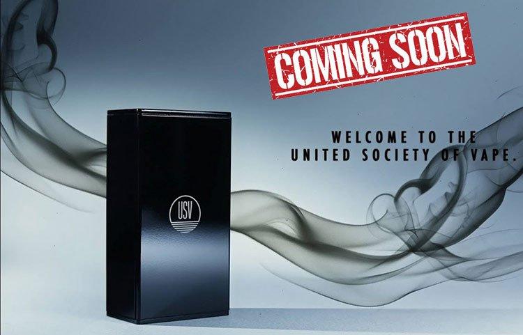 United Society of Vape USV-L 75W TC Box Mod Preview – Spinfuel VAPE
