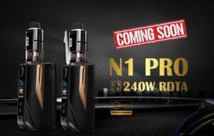 Vaptio N1 Pro Mod Preview Spinfuel VAPE