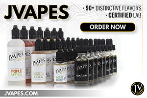 JVAPES Eliquid