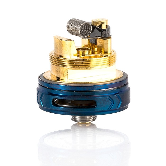 OBS CRIUS II RTA – Single-Post Preview – Spinfuel VAPE