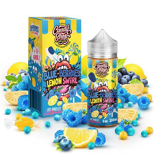 The Finest Eliquid – Candy Shop – Spinfuel VAPE Eliquid Review