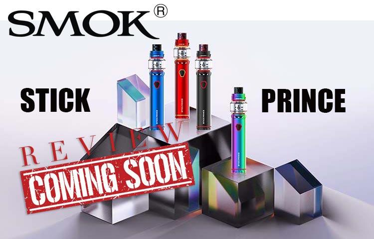 SMOK Stick Prince Preview – Spinfuel VAPE Magazine