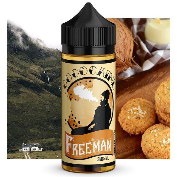 Freeman Vape Juice – An Eliquid Review – Spinfuel VAPE