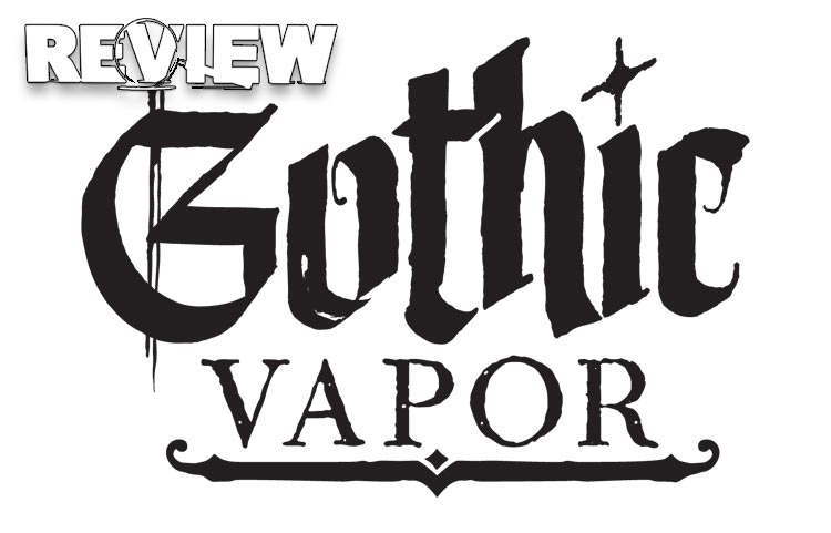 Gothic Vapor Review - 2018 Spinfuel Choice Award