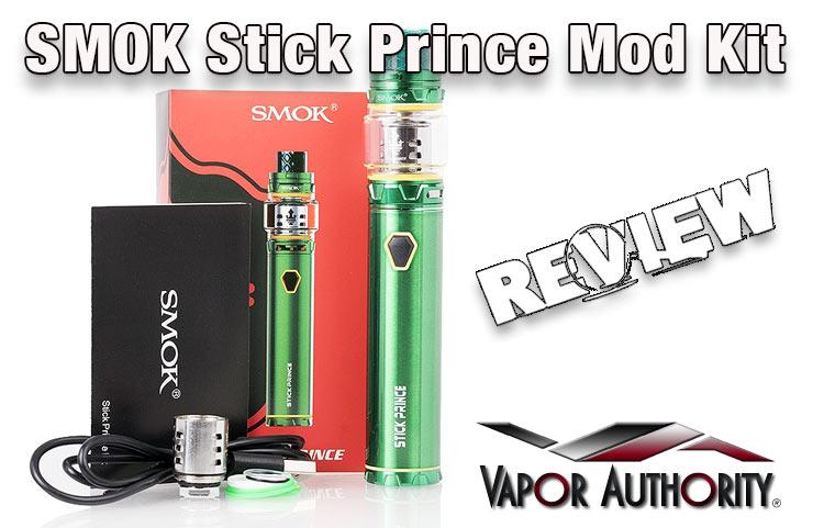 SMOK Stick Prince Mod Kit Review