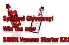 Veneno Giveaway at Spinfuel