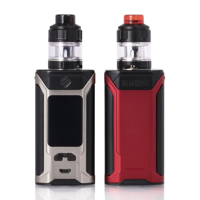 wismec_sinuous_ravage230_200w_tc_starter_kit_front_and_back