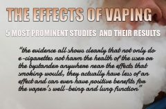 5 Most Prominent Studies About The Effects Of Vaping And Their Results