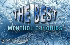 Best Menthol E-Liquids According to Menthol Vapers – Spinfuel VAPE