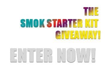 Spinfuel VAPE SMOK Starter Kit Giveaway