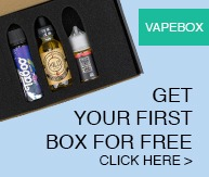 VAPE-BOX ELIQUID SUBSCRIPTION SERVICE