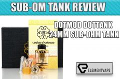 Dotmod dotTank 24mm Review