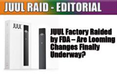 JUUL RAID by FDA