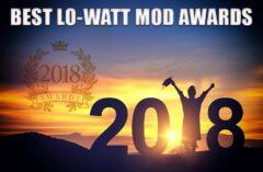 Award Winning Low Wattage Mods Spinfuel VAPE