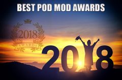 Best Pod Mod Award Spinfuel VAPE