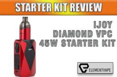 iJOY Diamond VPC Kit Review