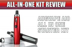 Augvape AIO ALL-IN-ONE Starter Kit Review