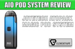 Joyetech Atopack Magic AIO Kit Review